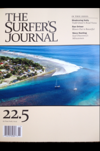 Surfers Journal, South Pacific boat trip